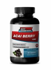 Pure Acai Berry - Acai Berry Extract 1200mg - Extreme Weight Loss Pills 1B