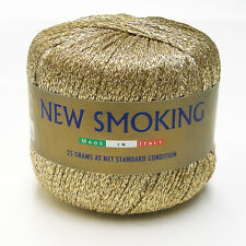 New Smoking Filatura di Crosa 25 g Glitzergarn Beilaufgarn