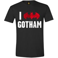Batman T-Shirt I Bat Gotham (schwarz)