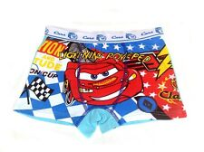 1 x Cartoon Boys Children Boxer Briefs Underwear 5-12 Years