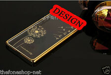 LUXURY Transparent Electroplate Hard Back Case Cover for OPPO R5, R7,R7PLUS,R7S,
