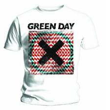 Green Day 'Xllusion' T-Shirt - NEW & OFFICIAL!