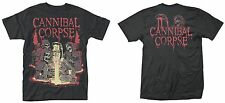 Cannibal Corpse 'Acido' T-Shirt - NUOVO E ORIGINALE