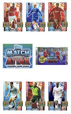 Match Attax 2015/16 Trading Cards. Individual Cult Hero Cards H1-H16