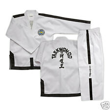 ITF Taekwondo INTERNATIONAL Doboks - Suits for 4th to 9th Dan's at SUPER PRICES