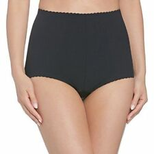 Playtex I Cant Believe Its A Girdle Maxi Brief Black New Sizes S - 7XL