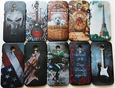 IMPORTED DESIGNER HARD BACK NIGHT GLOW CASE COVER FOR MOTOROLA MOTO G2 (2nd GEN)