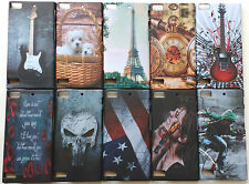 IMPORTED DESIGNER PRINTED HARD BACK NIGHT GLOW CASE COVER FOR blackberry Z3