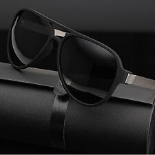 Men's Polarized Retro Outdoor UV400 Sunglasses Driving Eyewear Eye Glasses Shade