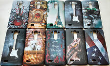 IMPORTED DESIGNER HARD BACK NIGHT GLOW CASE COVER FOR LG G3