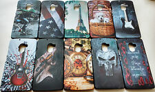 IMPORTED DESIGNER HARD BACK NIGHT GLOW CASE COVER FOR LENOVO K4 Note