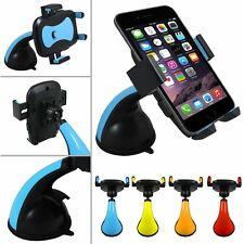 Universal In Car Mobile Phone Windscreen Dashboard Holder Mount Cradle Stand