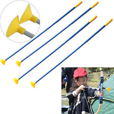 Safe Sucker Archery Arrows for Children Toy Bow Crossbow Kids Garden Target Game