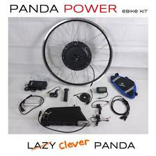 Panda Power: 48V 1000W Electric Bicycle e-Bike Conversion Kit 11.6Ah Samsung …