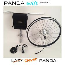 Panda Swift : Front Wheel, 36V 250W Electric Bicycle e-Bike Conversion Kit, T...