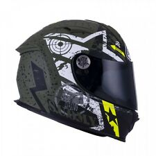 CASCO INTEGRALE SR SPORT STARS MILITARY SUOMY