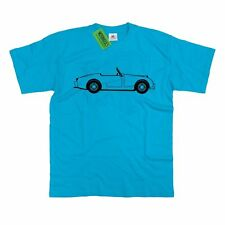 Mens ORIGINAL SKETCH Austin-Healey Sprite Mk1 Frogeye Frog Eye T-Shirt S – 5XL