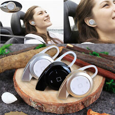 Mini Wireless Bluetooth Stereo In-Ear Headset Earphone For Cell-iphone