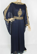 Ladies Butterfly Kaftan Abaya, Modest Islamic Maxi Dress, Special Eid Wear 2016
