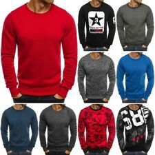 ozonee J. style 2001-10 T shirt manches longues homme sweat pull
