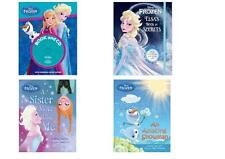 DISNEY FROZEN Anna, Elsa, Olaf & Sven Reading & Picture Books - Lots of Choice
