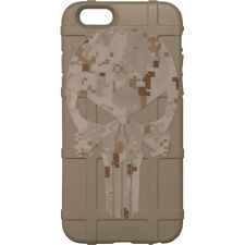 Magpul Field Case for iPhone 6,6s,7,7+. Custom DDC Punisher by Ego Tactical