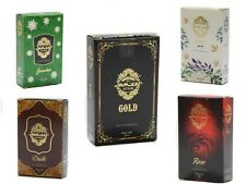 NEW Attar Perfume Assorted Non Alcohol Fragrance GIFT Birthday Anniversary OFFER