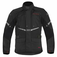 Alpinestars ANDES Touring 100% Impermeable Drystar Motociclismo Negro