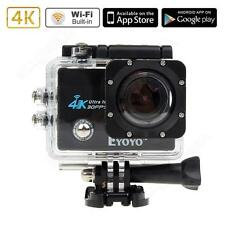 "SJ9000 4K HD WiFi Sports Action Camera 2.0"" LCD 16MP Diving DVR Video Recorder"