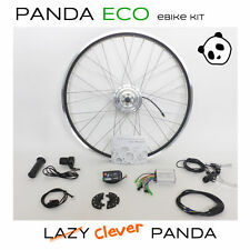 Panda Eco: Front Wheel, 36V 250W DIY eBike Electric Bike Conversion Kit Set  ...