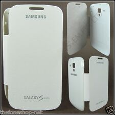 Luxury Flip View Cover Case For Samsung Galaxy Star pro and Samsung S Duos 7562
