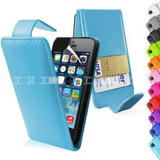 iPhone 4 4g 4s 5 5g 5s Phone Case Cover Leather Flip Smart Pouch Apple Mobile