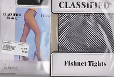 Classified Fishnet tights Black one size H151