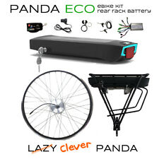 Panda Eco Rack: Front Wheel 36V 250W Electric Bicycle eBike Conversion Kit 10...
