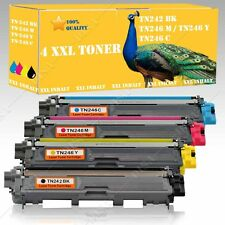 1-10 Toner Kompatibel mit Brother TN242 TN246 MFC-9142 CDN / MFC-9332 CDW WOW!!!