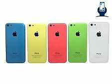 Battery Back Door Cover With Sim Tray And Button For iPhone 5C