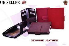 Leather Credit Card wallet/Leather Credit Card Holder/Credit Card Cover AKSLE496