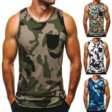 OZONEE ATHLETIC 1085 Men'S Tank Top Basic T-Shirt Vest Muscle Shirt Size S - 2XL