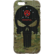 Magpul Field Case for iPhone SE,4,5,5s. Multicam/Scorpion Head Shot Punisher Ego