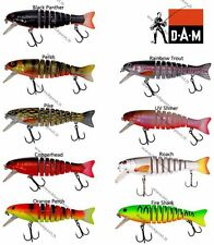 DIFFERENT COLORS Insect Bug DAM wobbler Cricket 37mm//2,5g Brand new