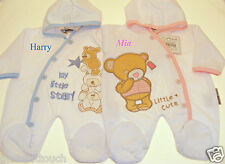 *SALE* Personalised Sleep Suits, Baby Grow, Premature, New Baby Gifts, Girl, Boy