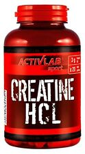 ActivLab Creatine HCL - 120 caps Enhances The Strength Of Muscle Contraction