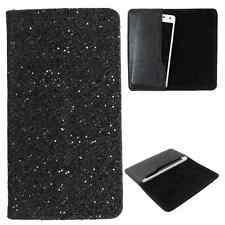 Available For All iPhone Models - Dooda PU Leather Wallet Case Cover Pouch GT-BL