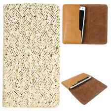 Available For All iPhone Models-Dooda PU Leather Wallet Case Cover Pouch GT-GO