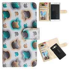 Available For All iPhone Models-Dooda PU Leather Wallet Case Cover Appl-SBU