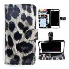 Available For All iPhone Models-Dooda PU Leather Wallet Case Cover CH-TGR