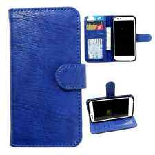 Available For All iPhone Models-Dooda PU Leather Wallet Case Cover ID Slot L-BU