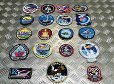 Space Mission / Aviation Patches USA NASA Soviet  - Russia - CCCP - Various
