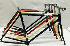 vintage Single Speed & Fixed Gear racing Road Bike frame frame set