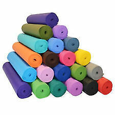 comfort line yoga mat 6 MM branded and washable